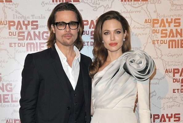 Rumormongering: ________ is Designing Angelina Jolie's Wedding Dress