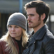 Hook and Emma ('Once Upon a Time')