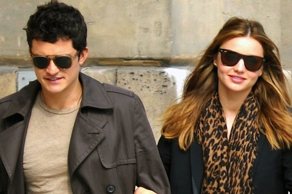 It's Confirmed: Orlando Bloom and Miranda Kerr Are Engaged!