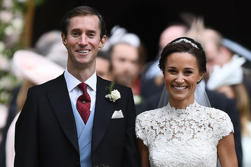Pippa Middleton Confirms Pregnancy In New Column