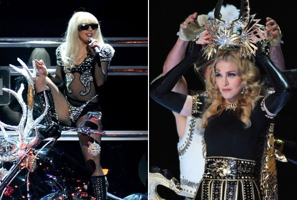 Tuned In: Madonna Fires a Shot at Lady Gaga... Again