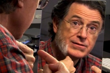 Here's Stephen Colbert's Beardtastic First Promo for 'The Late Show'