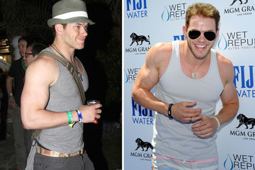 Kellan Lutz Loves His Tank Tops