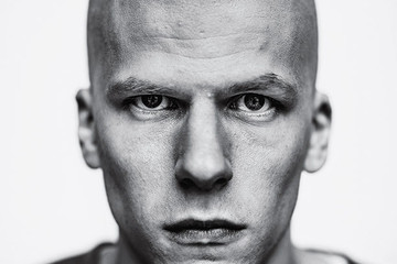 See Jessie Eisenberg Carry On Hollywood's Tradition of Bald Bad Guys as Lex Luthor
