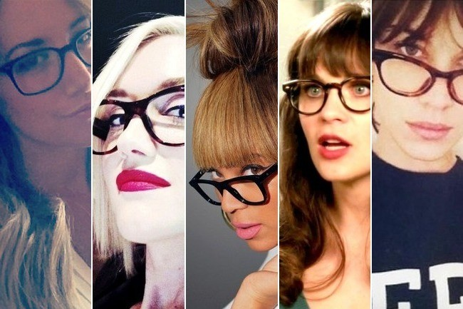 Who Looks the Cutest in Hipster Glasses?