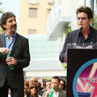 Chuck Lorre Honored At The Hollywood Walk Of Fame - From zimbio.com