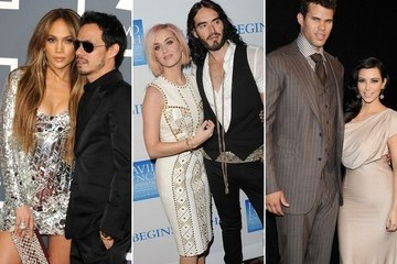 The Biggest Celebrity Breakups of 2011