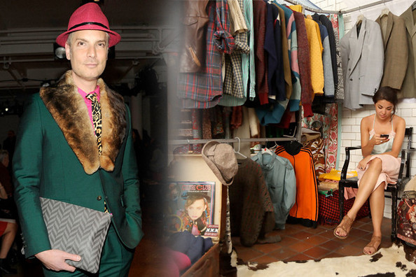 How to Shop For and Wear Vintage Clothing