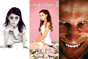 Super Creepy Album Covers