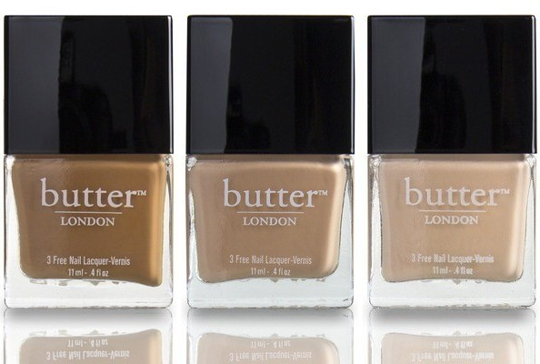 Butter London's New Neutral Polishes Are Anything But