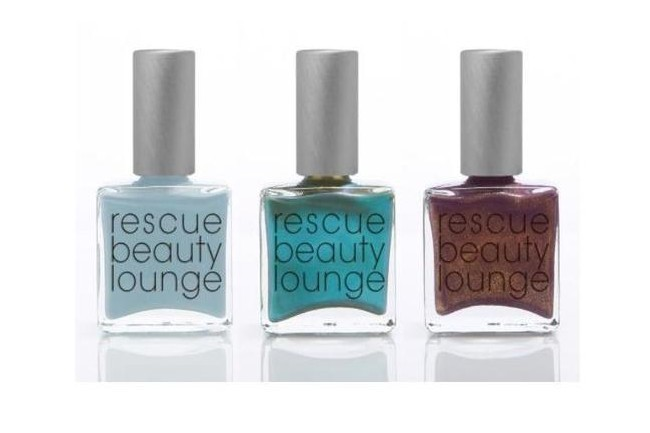 Rescue Beauty Lounge Teams Up With Refinery29 - Nails - Livingly