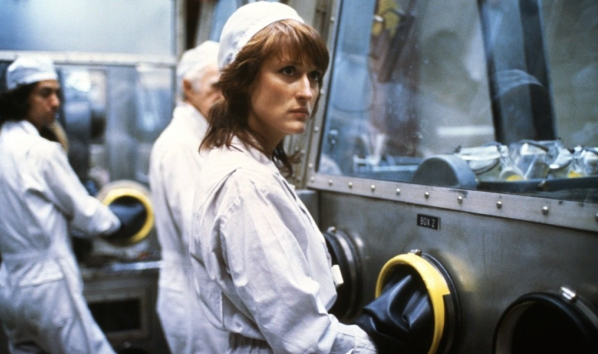 Meryl Streep in Silkwood. (20th Century Fox)