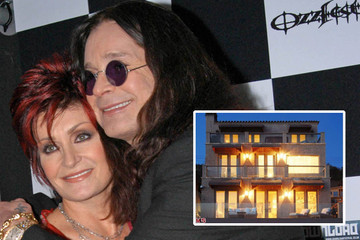 Take a Tour of Ozzy Osbourne's Rental Beach House