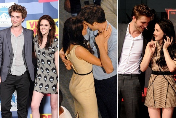 rob pattinson and kristen stewart relationship status