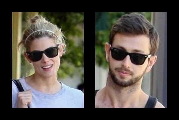 Ashley Greene is dating Paul Khoury