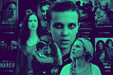 Every Netflix Original Show, Ranked From Best To Worst