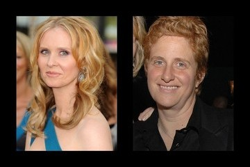 Cynthia Nixon Dating History