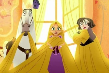 Here's the First Trailer for 'Tangled: Before Ever After'