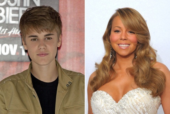 Listen: Justin Bieber and Mariah Carey's 'All I Want for Christmas'