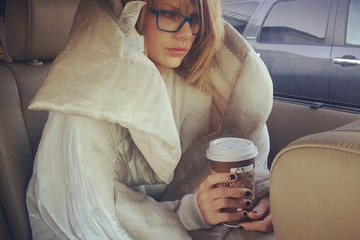 This is What Taylor Swift Looks Like at 7AM