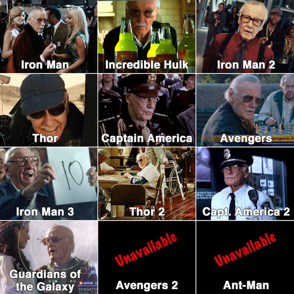 marvel film stan lee