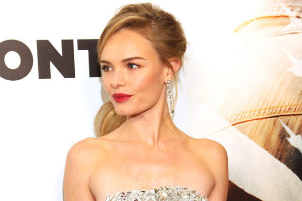 Kate Bosworth Gives Us Some Very Glittery Style Inspiration