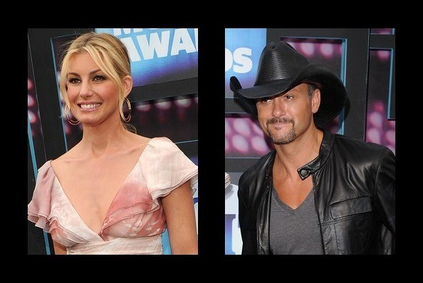 Faith Hill Is Married To Tim McGraw