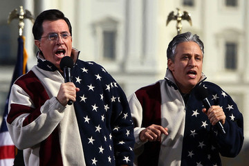 Jon Stewart and Stephen Colbert Will Team Up to Cover the Republican Convention