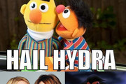 The Best of the 'Hail Hydra' Meme