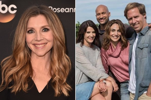 NEW: Sarah Chalke, 'Friends From College' - All The Big Cast