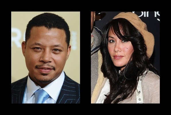 Terrence Howard is married to Michelle Ghent