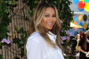 Ciara Welcomes a Son