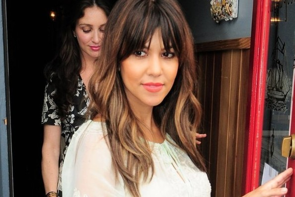 Kourtney Kardashian is a Redhead (Sort of), Joie's New Fragrance, and More!