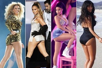 Battle of the Booties: Whose Derriere Dominates?