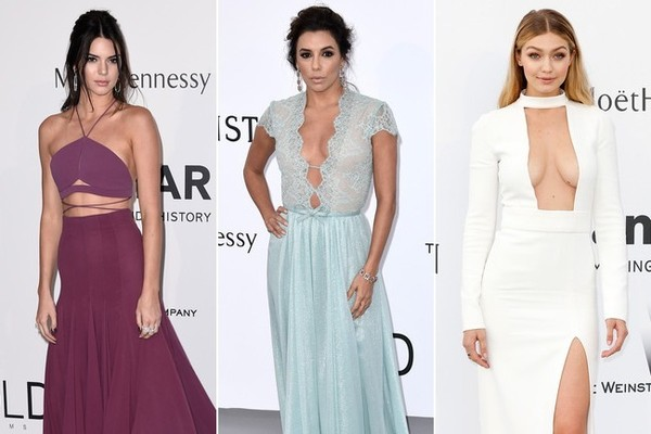 Best Dressed at the amFAR 2015 Gala