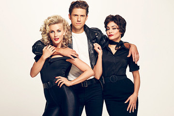 Are You Hopelessly Devoted to the First 'Grease: Live' Cast Photo?