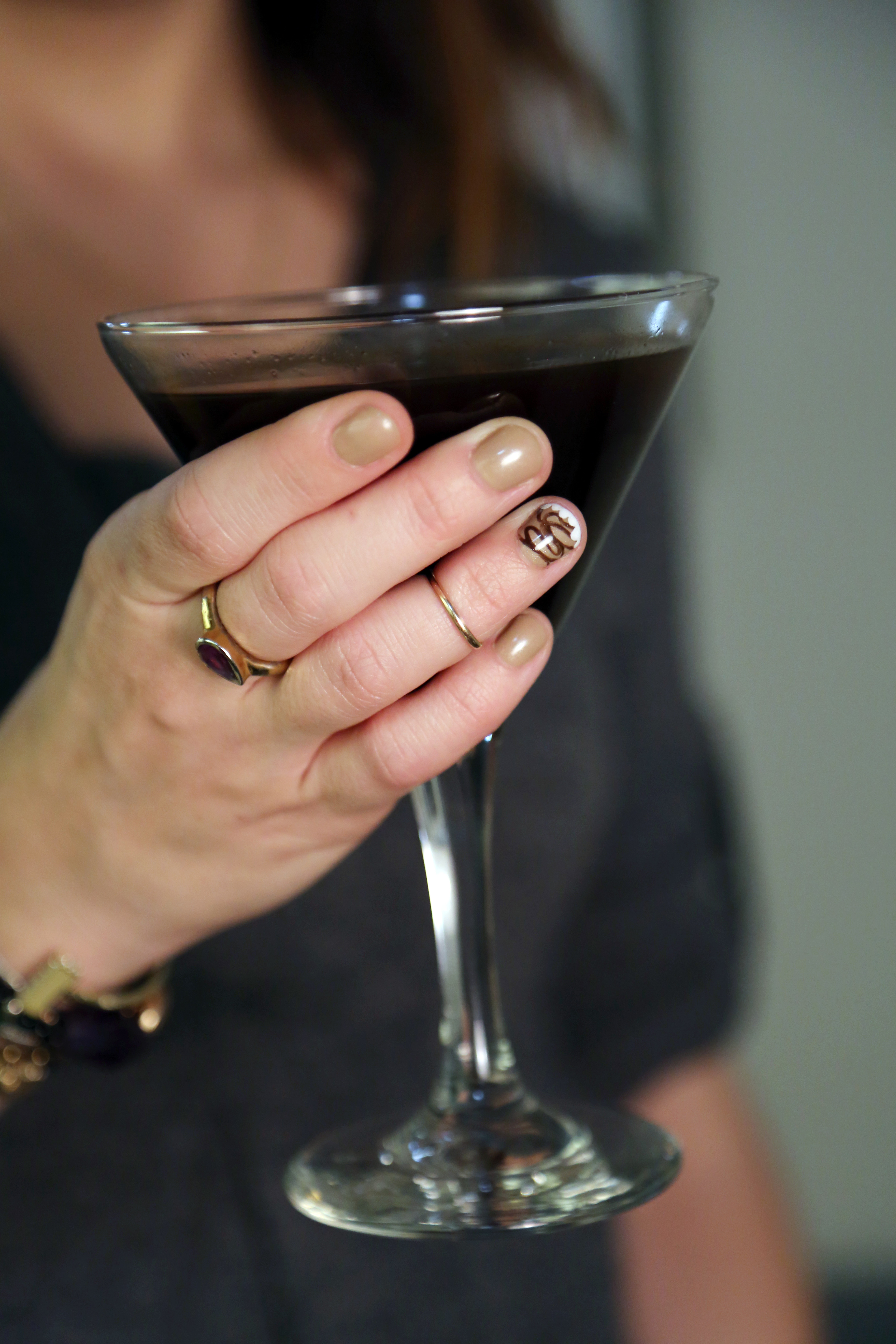 Sips And Tips The Peppermint Mocha Espresso Martini And