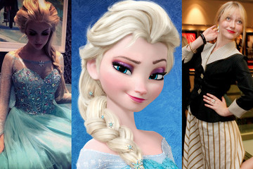 Sorry, Anna Faith — Georgina Haig Is Our New Elsa