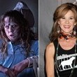 Linda Blair from 'The Exorcist'