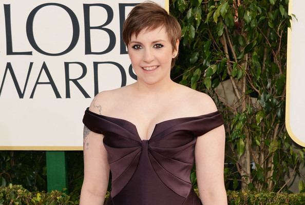 Lena Dunham Is Creating a Show About Bergdorf Goodman