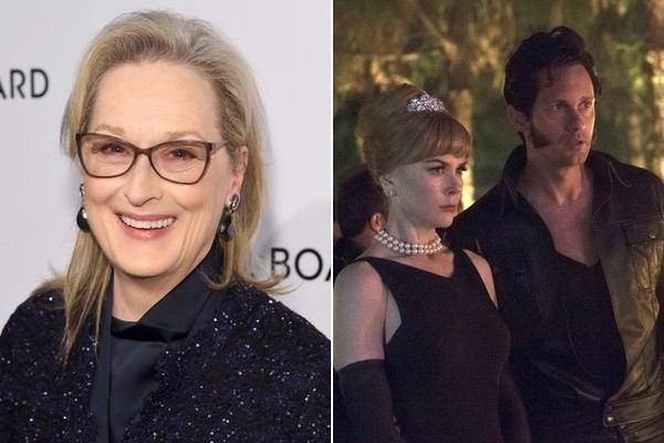 Meryl Streep headed to TV on HBO's 'Big Little Lies'