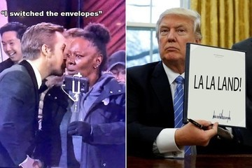The Funniest Memes from the 2017 Oscars
