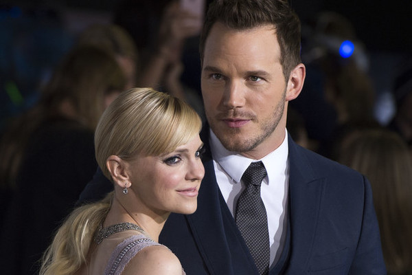 Anna Faris Speaks Out for First Time Since Separation From Chris Pratt