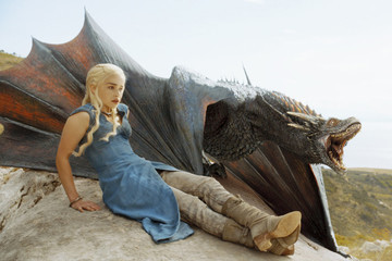 Daenerys' Dragon Will Meet an Icy Fate, According to This Tragic Fan Theory