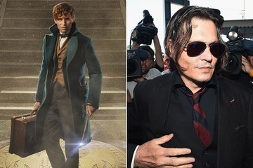 Johnny Depp to Join the 'Fantastic Beasts' Sequel