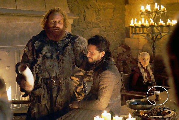 There's A Starbucks Coffee Cup In 'Game Of Thrones'