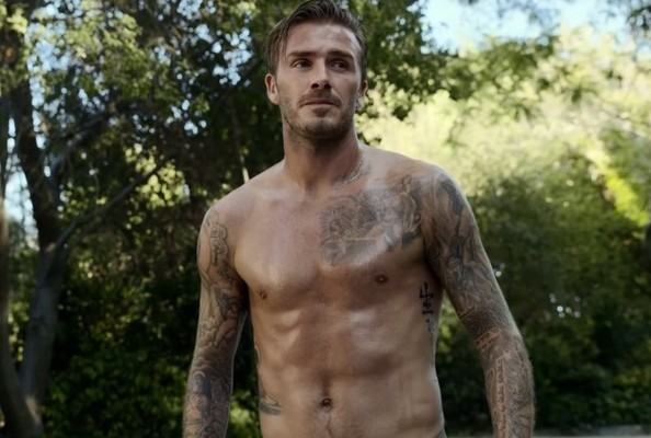 David Beckham (& His Skivvies!) Star In Guy Ritchie's New H&M Ad [VIDEO]