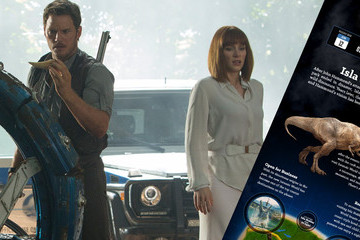 Everything You Need to Know About 'Jurassic World' in One Graphic