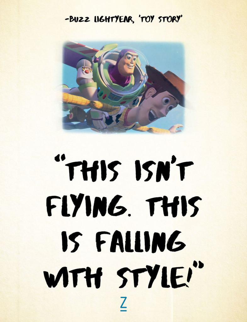 from toy story pixar movie quotes that will make you