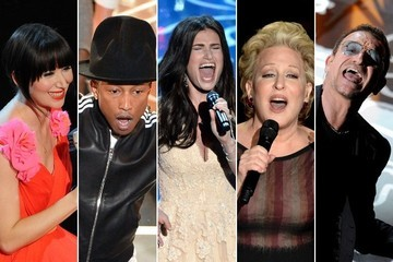 Who Had the Best Musical Performance at the 2014 Oscars?